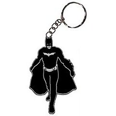 Batman keychain from The Dark Knight movie