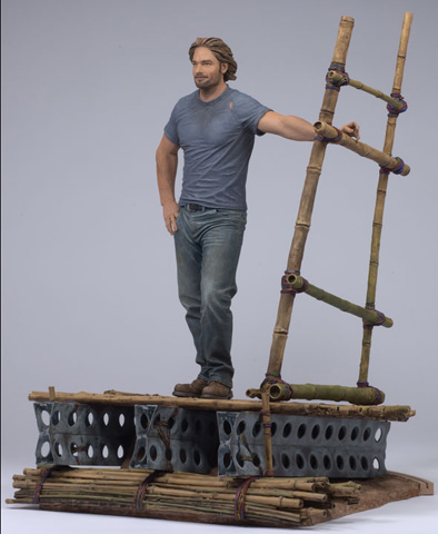 SAWYER ACTION FIGURE LOST SERIES 2