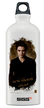 Edward Cullen water bottle by sigg