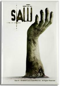 The Helping hand of the movie SAW