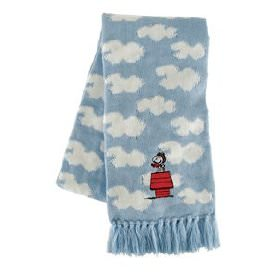 Snoopy Flying Ace Winter Scarf