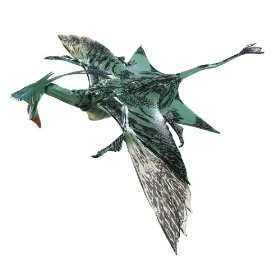 Avatar Ikran Mountain Banshee, action figure