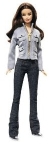 Bella Swan from the Twilight Saga as Barbie doll
