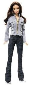 Bella Swan from the Twilight Saga as Barbie doll