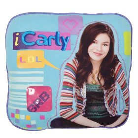 A iCarly Pillow for on your bed