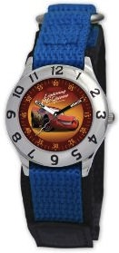 Look for time at you Lightning McQueen watch