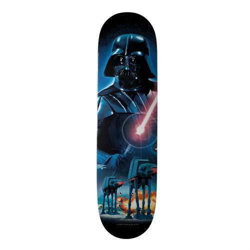 How cool a Darth Vader Skateboard