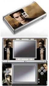 proctect your Nintendo DS with Edward Cullen