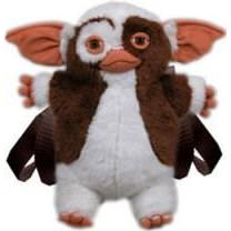 Gizmo from Gremlins as a backpack