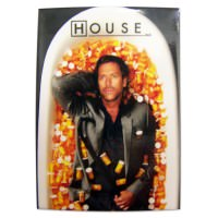 House Tub Magnet