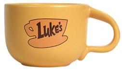 Gilmore Girls Luke's Diner Cappuccino Mug