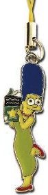 Marge Simpson as Cell phone Charm