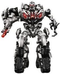 Megatron from the Second Transformers movie