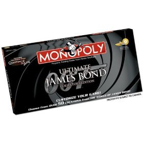 007 collectors edition monopoly