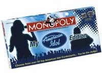 Collector s Edition Monopoly - My American Idol