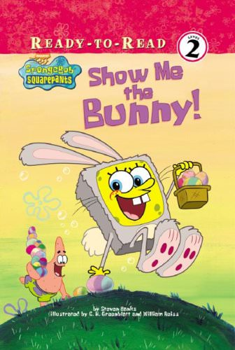 Show me the bunny, book