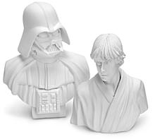 Star wars mini busts from Japan