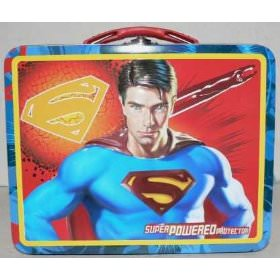 Eat you lunch with Superman protection