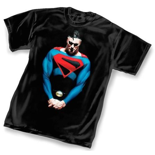 Superman T-Shirt by Alex Ross