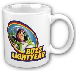 Like coffee then have drink with Buzz from Toy Story