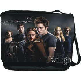 Twilight Saga Messenger bag