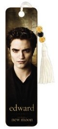 Edward Cullen from the New Moon Movie on a Bookmark