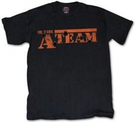 A-Team Unisex Logo T-Shirt