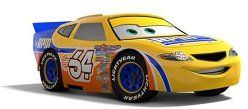 Piston Cup Racer Car nr 64
