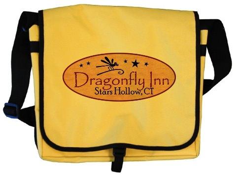 Dragonfly inn Bag