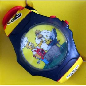 Special Edition Homer Simpson watch