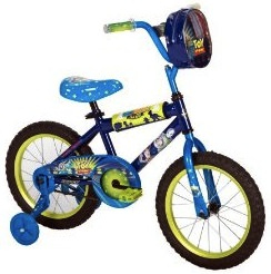 toy story bike for big and small boys