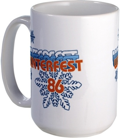 wintetfest 86 coffee mug