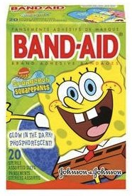 Spongebob band aid