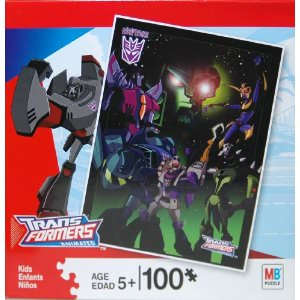 Transformers Ani jigsaw