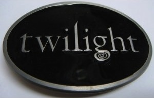 Twilight Belt buckle