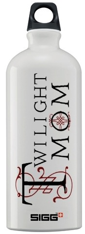 Twilight mom sigg water bottle