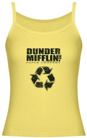 Dunder Mifflin Tank Top