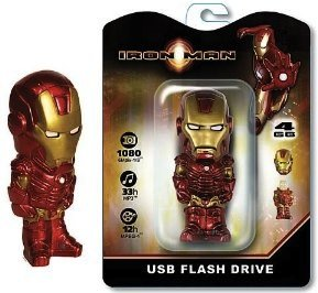 Iron Man 4GB Flash drive