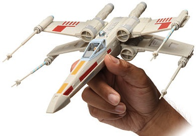 Star Wars X-Wing Fighter Model