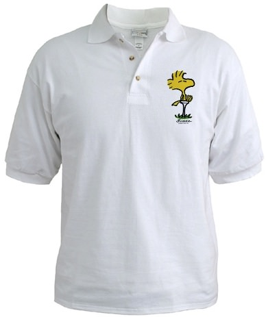 Woodstock Tee Golf Shirt