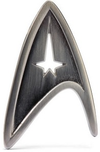 Star Trek Insignia Pins