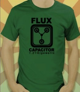 Flux Capacitor 1.21 Gigawatts