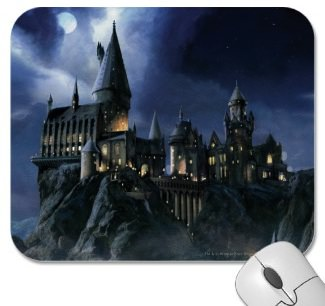 Harry Potter Hogwarts mousepad