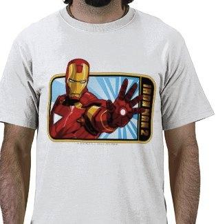 Iron man 2 tshirt