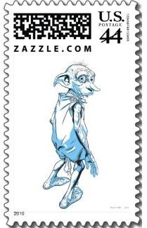 dobby postage stamp