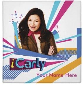 iCarly Binder