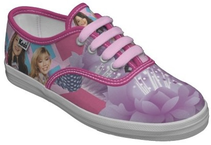 some new shoes for school or fun? Right try these new iCarly shoes
