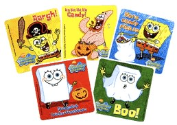 Sponge Bob Halloween 24 Pak