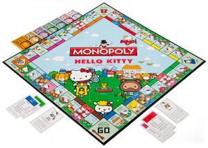 Hello Kitty Monopoly