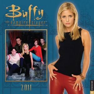 Buffy The Vampire Slayer 2011 Wall Calendar